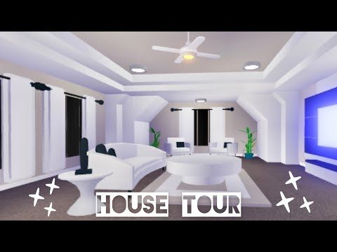 Mansion House Tour Adopt Me Roblox Youtube Pool House Designs Unique House Design My Home Design