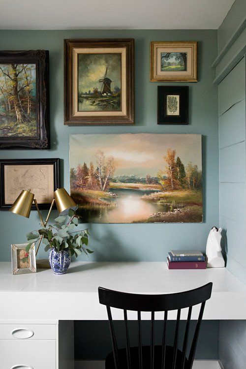 11 Unique Wall Decor Ideas For Every Room Town Country Living In 2020 Unique Wall Decor Garden Wall Designs Wall Decor