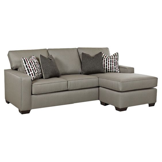 Alexis sectional sofa the new standard on joss main for Sectional sofa joss and main
