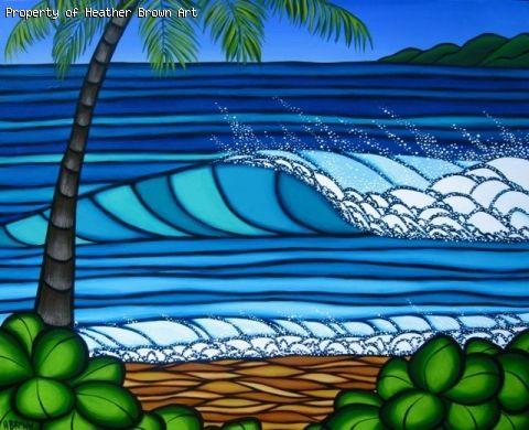 Hawaiian Winter - Heather Brown