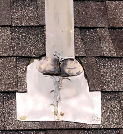 Why Is My Roof Vent Leaking Water In 2020 Leaking Roof Roof Vents Roof
