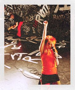 Hayley in Misery Business