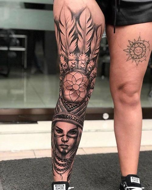 Unique Thigh Tattoos For Girls Best Thigh Tattoos For Women Cute Leg Tattoos On Upper Side And Bac Thigh Tattoos Women Leg Tattoos Women Tattoos For Women
