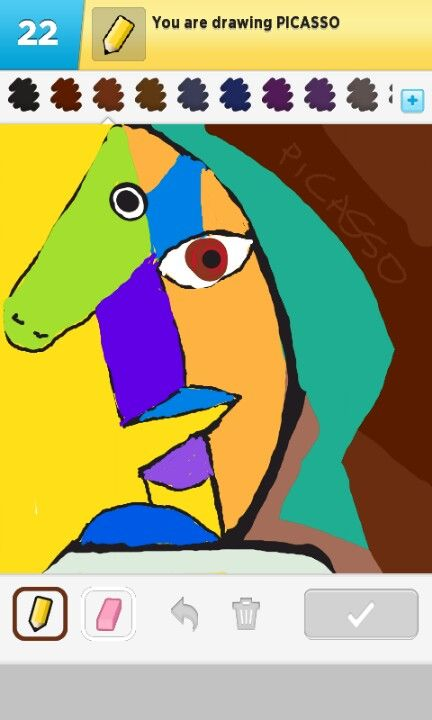 Interpretation of Dora Maar