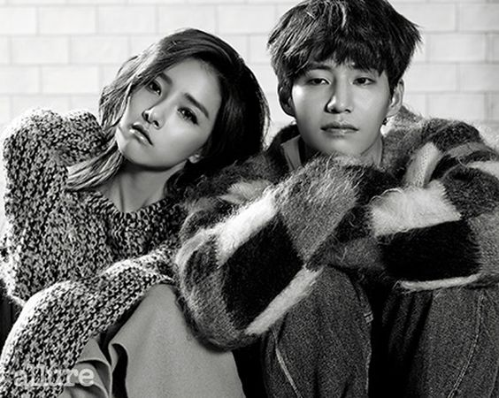 Go here for the first batch of Allure spreads of Song Jae Rim and Kim So Eun.    Source | Allure Korea: