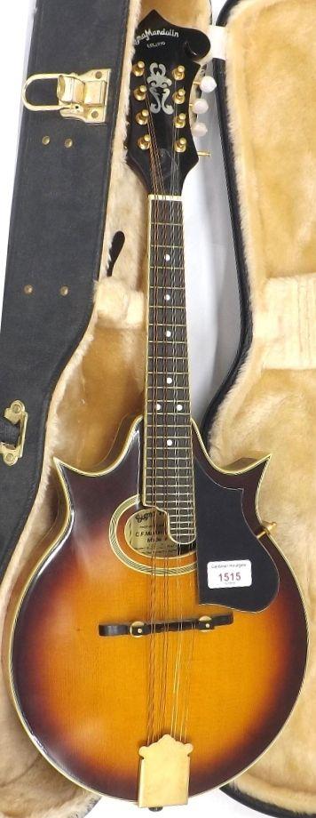 Sigma c.f. martin 2 point mandolin ukulele corner