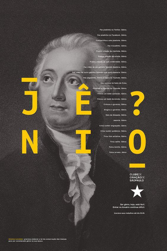 CCSP / Jênio? - Pedro Reis › Art Director