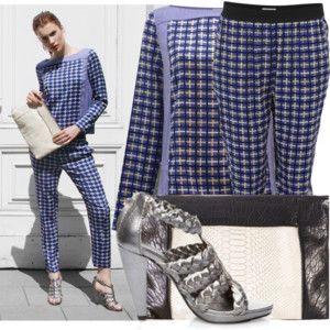 Get the Style: Baum Und Pferdgarten Blouse and Pants