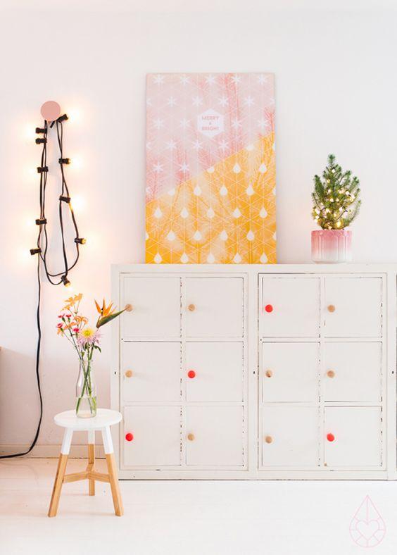 子ども部屋 照明 デコレーション ライト コーディネート例