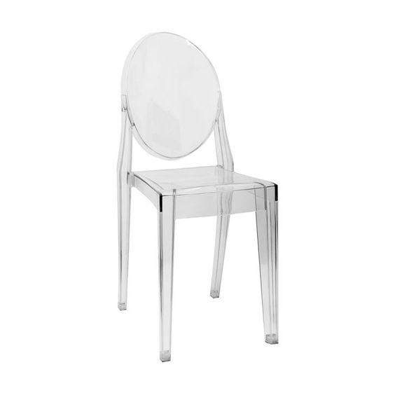 Cadeira Sofia Incolor