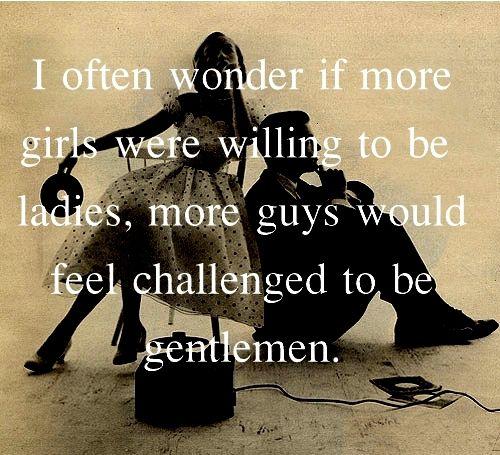 I often wonder…