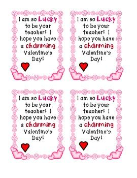 Valentine S For Teachers From Students Pictures to Pin on