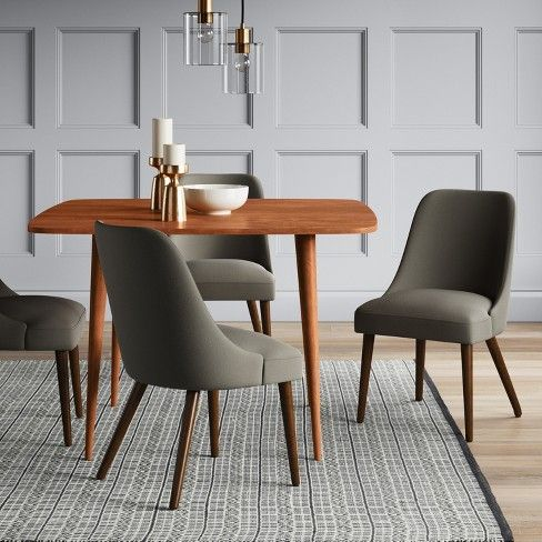 Update Your Dining Room With The Chic And Modern Amherst Mid