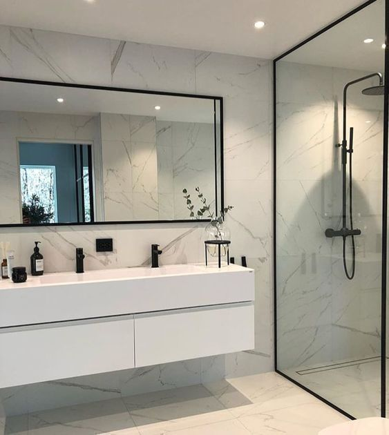 31 Modern Bathroom Design Ideas For Your Family Heaven