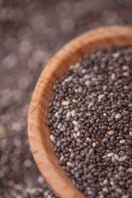 Our nutritionist analyzes the health benefits of chia seeds