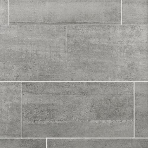 Concrete Gray Ceramic Tile Grey