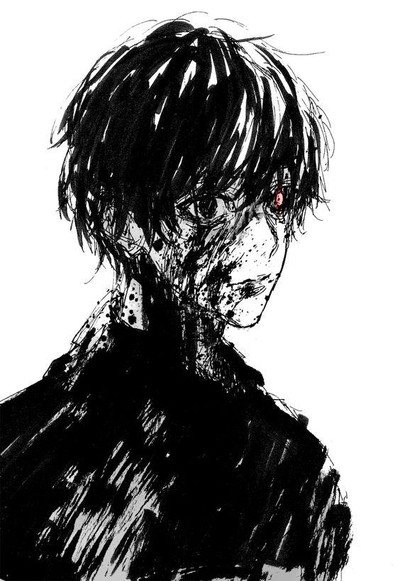 Gambar Anime Keren, Lucu, & Sedih 5