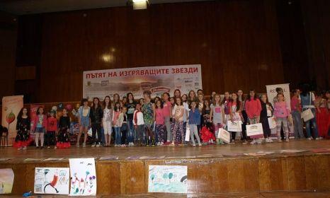 Млади таланти тръгват по пътя на славата в Пловдив