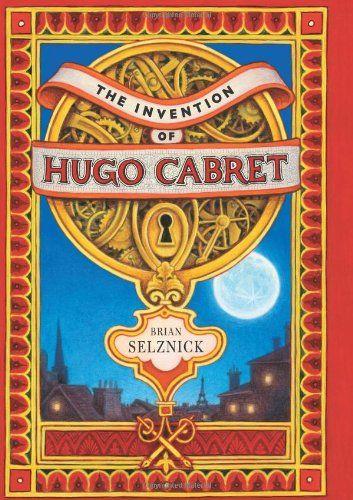 The Invention of Hugo Cabret de Brian Selznick https://www.amazon.fr/dp/0439813786/ref=cm_sw_r_pi_dp_cEkdxbXM1VPKF