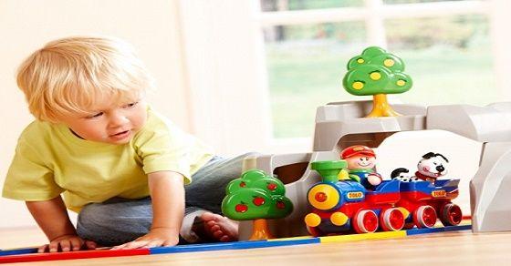 Những loại đồ chơi cho bé 3 tuổi phát triển tối đa
