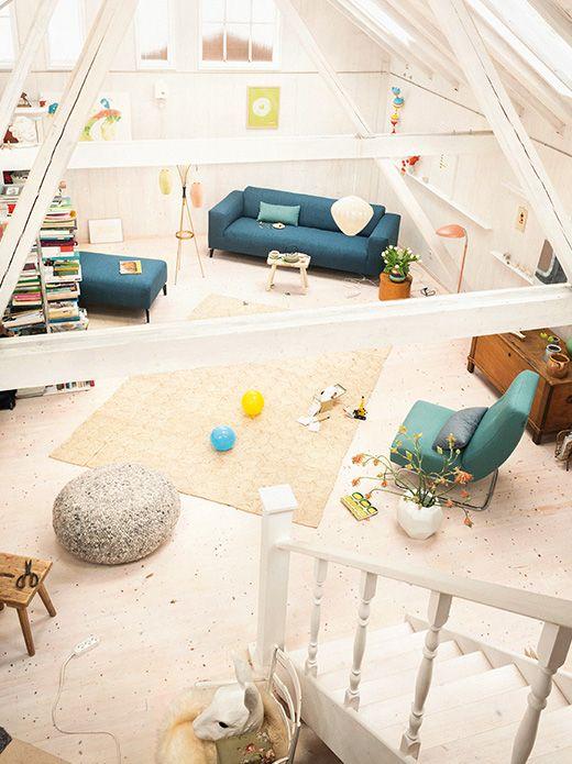 living room | Freistil, Rolf Benz