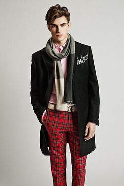 1000  images about Mens Wear - Holiday on Pinterest | Red Plaid ...