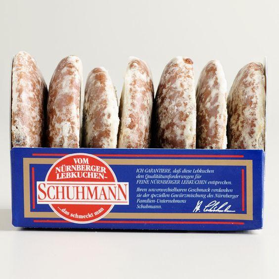 Schuhmann Sugar Lebkuchen, Cost Plus World Market...order by 12/17 to have it by Christmas, Santa!!!!