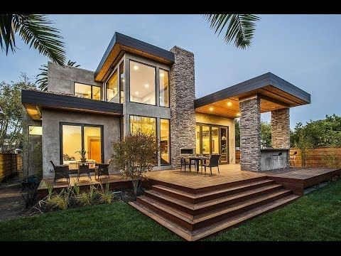 9 best modern house images on Pinterest | Contemporary houses ...