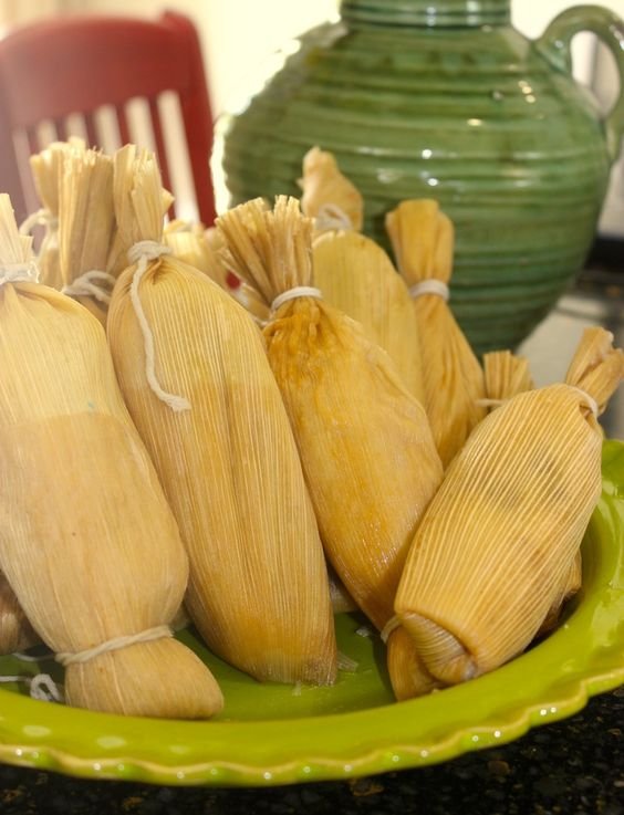 how to make mexican tamales