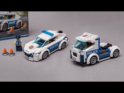 Lego City 60239 Quick Review And Alternative Build Truck Youtube Lego City Built Truck Lego City Police