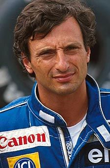 Image result for riccardo patrese 1990