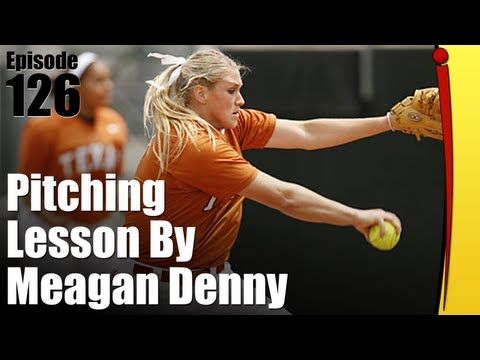 Fastpitch Softball Pitching Lesson - Meagen Denny