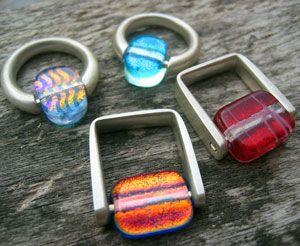 swivel rings...cool!