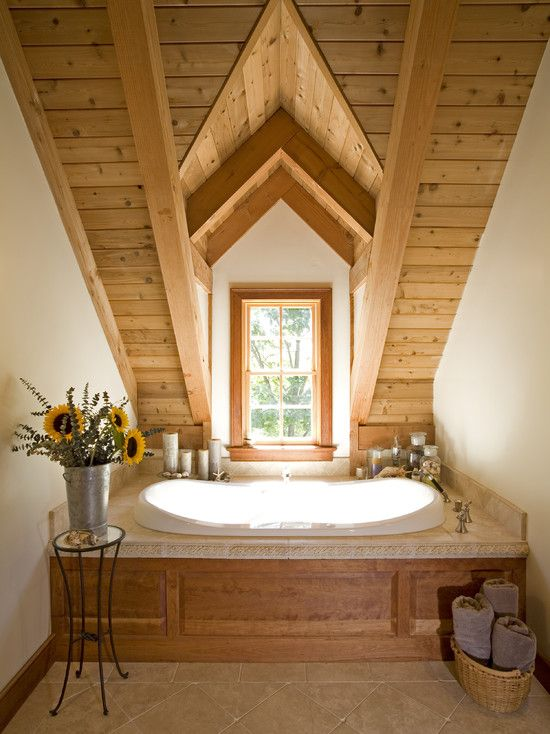Bathroom Dormer Design Pictures Remodel Decor And Ideas