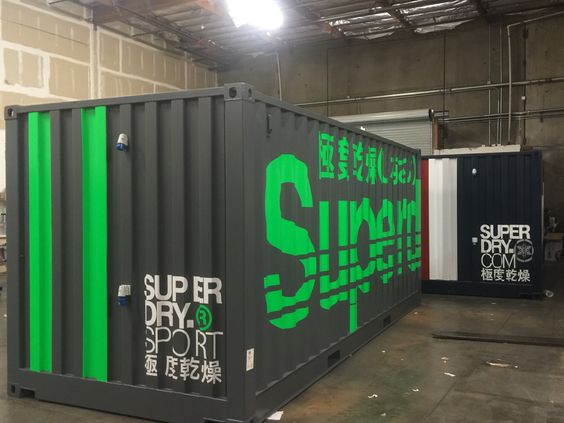 Shipping Container Wraps Storage Container Wraps Conex