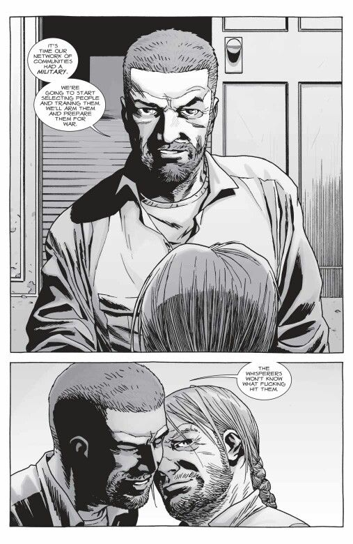Read Comics Online Free - The Walking Dead - Chapter 143 - Page 1