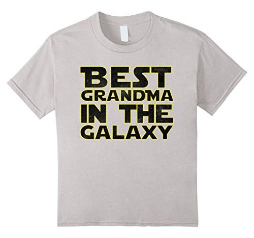 Best Grandma Ever in the Galaxy Funny T-Shirt