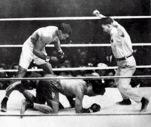 Fighter Jack Dempsey died today in 1983.