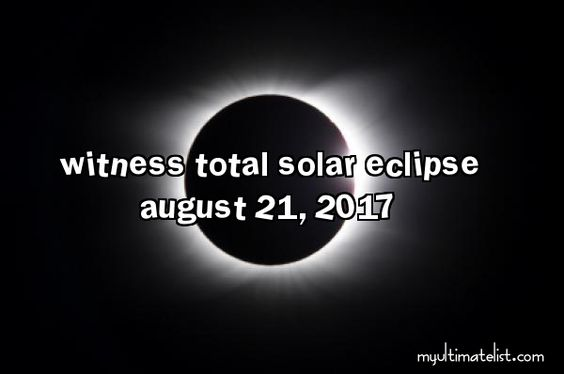 i really really wanna see a total solar eclipse! ill b 17 so ill drive wherever it is lol
