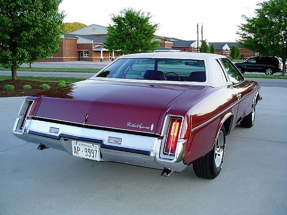 Classic Car Parts Catalog: 1973 Oldsmobile Cutlass Supreme For Sale Sheffield Lake