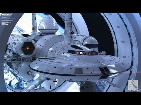 NASA scientists designs faster than light spacecraft