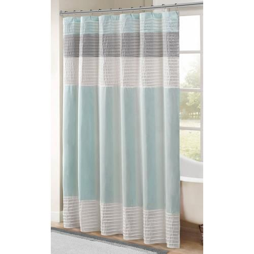 Madison Park Amherst Shower Curtain Curtains Curtains With Rings House Styles