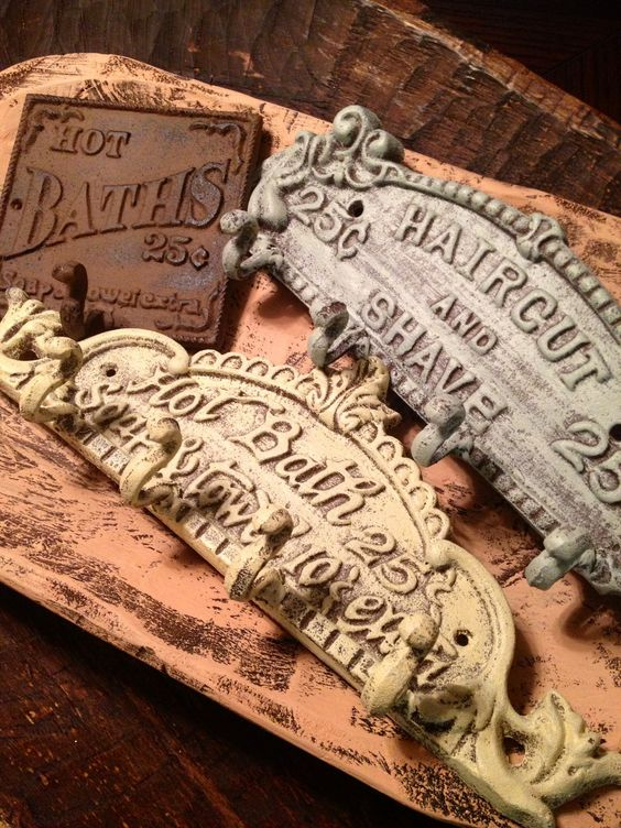 Hooks from The Rusty Porch Find us on Facebook https://www.facebook.com/therustyporch