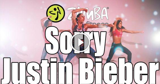 Sorry - Justin Bieber zumba routine