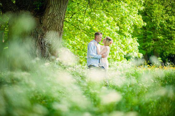 The Vyne Park Basingstoke Wedding Photographer