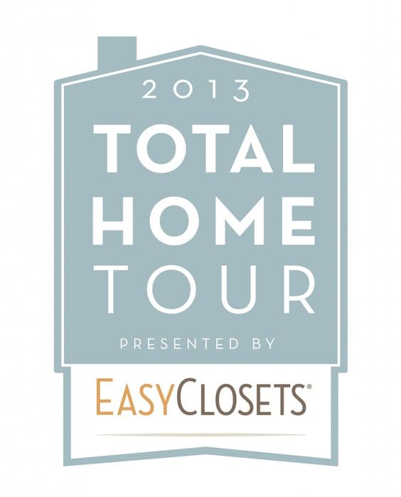 Join us for our 2013 Total Home Tour as we show you how several bloggers transformed their spaces with EasyClosets organization solutions! Stay tuned the to the Inspired Organization blog for upcoming tours, and be sure to follow our Pinterest board for updates and photos of the EasyClosets makeovers!