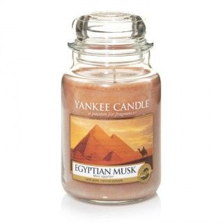 Grande Jarre Egyptian Musk Yankee Candle
