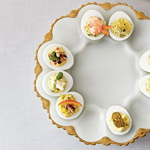 20 Ways with Deviled Eggs | Deviled Eggs, Eggs and Deviled Eggs Recipe