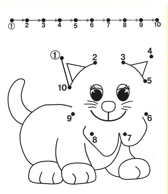 math worksheet : free dot to dot math worksheets  preschool bird math worksheets  : Connect The Dots Math Worksheets