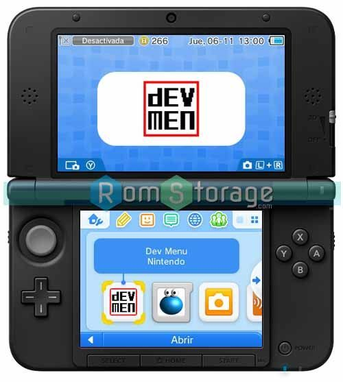 Homebrewing 3ds Homebrewing Devmenu 3ds Homebrew In 2020 Home Brewing Nintendo 3ds 3ds